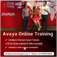 Online Avaya Training Communications Applications